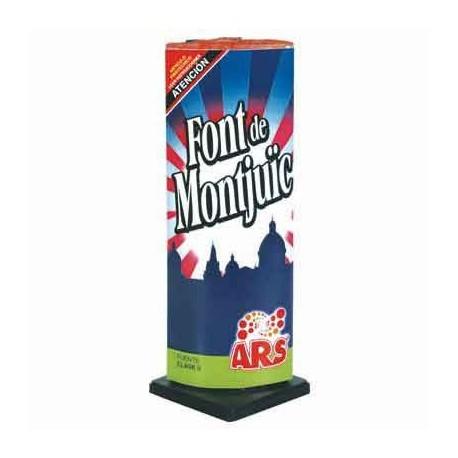 Fuente Montjuic