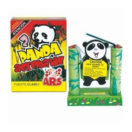 Panda Acrobatic