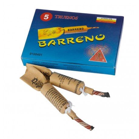 Trueno Barreno