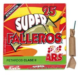 Super Falleros 25 unds.