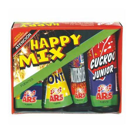 Fuentes Happy Mix