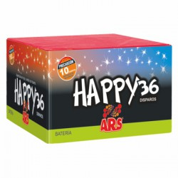 Bateria Happy 36 disparos