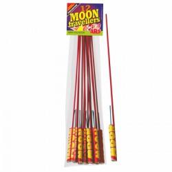 Cohete Moon Travellers