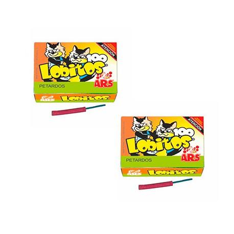 Lobitos 2 cajas