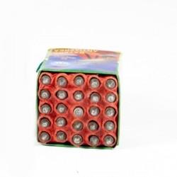 Bateria 25 disparos