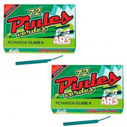 Piulas (2 cajas)