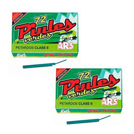 Piulas 2 cajas