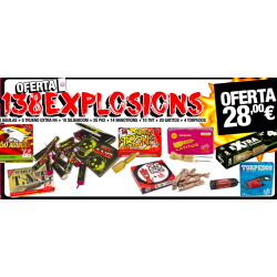 Oferta 138 Explosiones