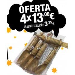 Trueno Barreno (4 paquetes)