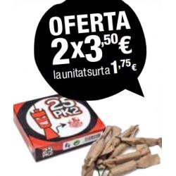 PK2 25 Unds. (2 cajas)