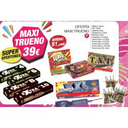 Oferta Maxi Trueno